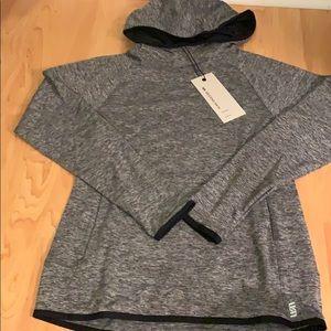 NWT Women's second skin training hoodie Sz Medium